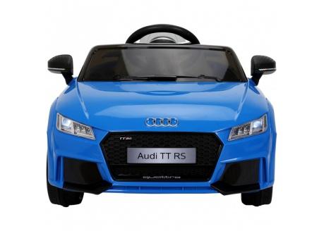 Audi TT RS 12V con control remoto, 1 plaza