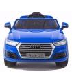 Coche eléctrico para niños Audi Q7 Facelift 12V con control remoto, 1 plaza