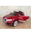 Audi Q7 Facelift 12V con control remoto, 1 plaza