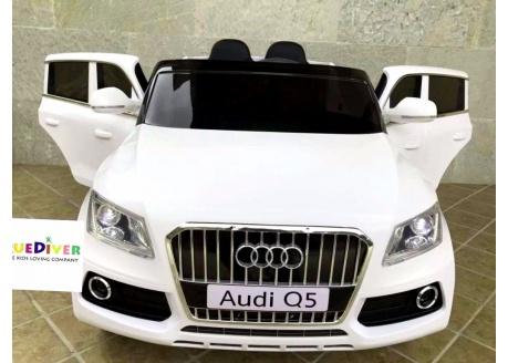 Audi Q5 12V con control remoto, 1 plaza