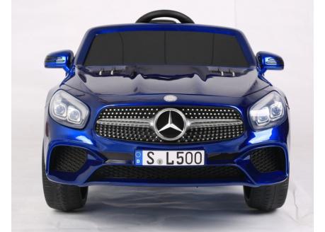 Mercedes SL500 12V con control remoto, 1 plaza