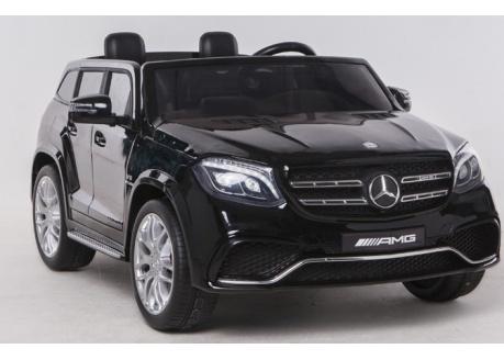 Mercedes GLS63 12V con control remoto, 2 plazas.