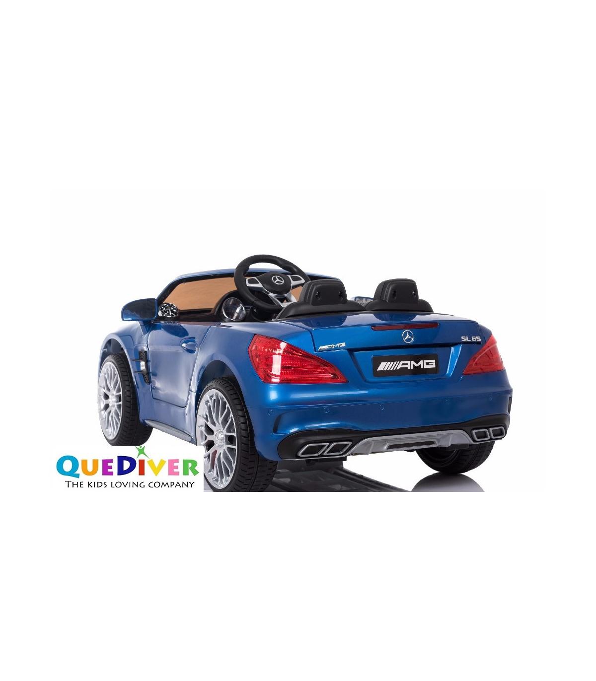 Coche Eléctrico Control Infantil 12v Mp4 Mercedes Sl65 Con NP80OknXwZ