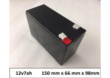 Batería coche eléctrico infantil 12V 7AH para MERCEDES, AUDI, BMW, BENTLEY,...