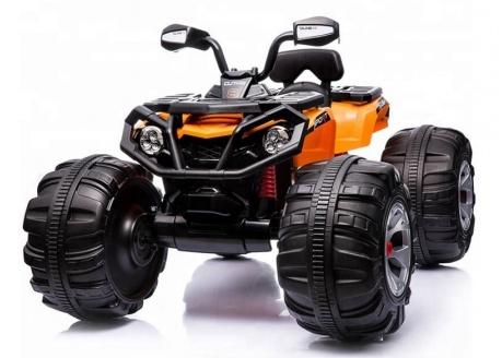 Quad ATV eléctrico infantil 24V sin control remoto, 1 plaza