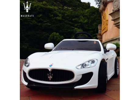 Maserati Gran Turismo 12V con control remoto, 1 plaza