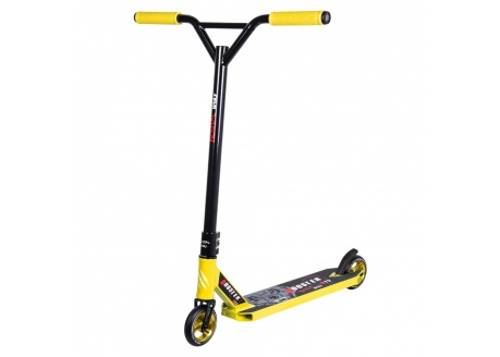 BESTIAL WOLF SCOOTER BOOSTER B12 AMARILLO