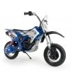 INJUSA MOTORBIKE BLUE FIGHTER 24V X-TREME