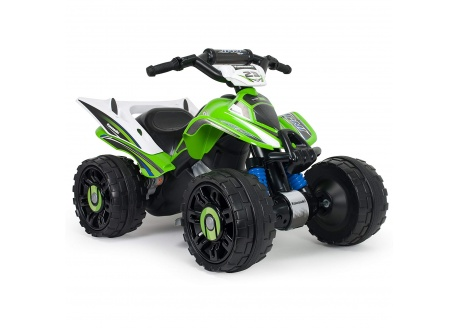 INJUSA QUAD KAWASAKI ATV 12V