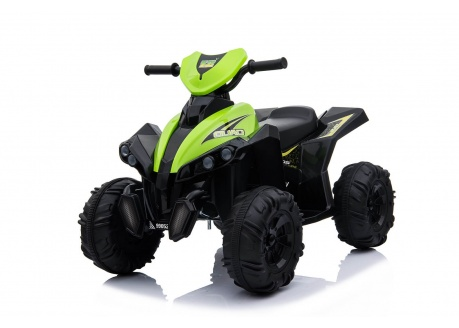 QUAD ATV 99052 VERDE 12V, 1 PLAZA