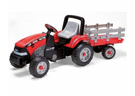 Tractor a pedales PEG PEREGO Maxi Diesel