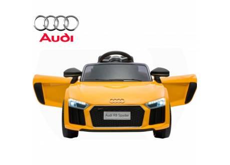 Audi Litle R8 Spider 12V con control remoto, 1 plaza