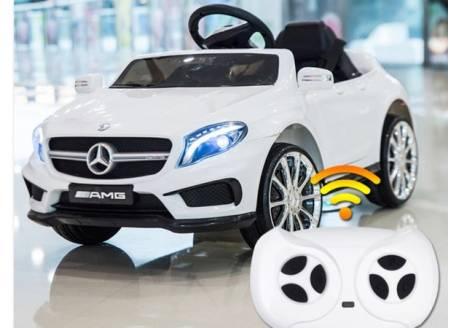 Mercedes Benz GLA 45 12V con control remoto , 1 plaza