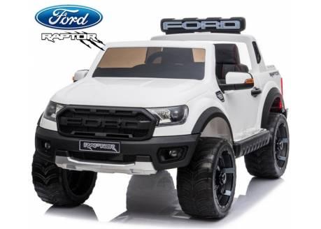 Ford Ranger RAPTOR 2020 para niños 12v con control remoto, 2 plazas